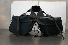 G  HONDA SHADOW AERO VT 750 2004 OEM   SADDLEBAGS