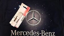 Mercedes Benz Genuine Touch Up Paint Pen Calcite/Cirrus White 650 OEM