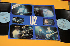 U2 2LP KEEPING THE FAITH PROMO MELMON FAN CLUB EX SPECIAL GUEST ERIC CLAPTON !!!