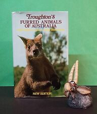 E. Troughton: Troughton's Furred Animals Of Australia/native mammals/Aust/HBDJ