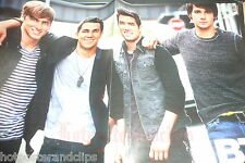 Sexy Big Time Rush Poster wow tolle Boy Band happy guys für Deine Sammlung