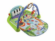 Fisher-Price Kick & Play Piano Playmat Floor Gym Unisex Baby Music  ~DISPLAY~