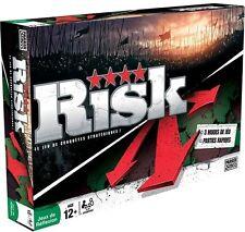 Jeu de société Risk - Le jeu de conquête stratégique - 3 modes de jeu - Parker