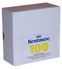 KENTMERE 100 ASA 35mm x 100 ft. BLACK and WHITE NEGATIVE PRINT FILM
