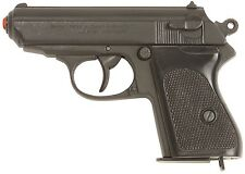 Denix PPK Bond Black Finish Pistol Non-Firing Gun