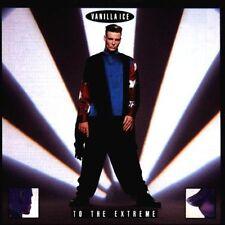 Vanilla Ice - To The Extreme - UK CD album 1990