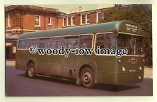 tm5543 - London Transport Bus no RF603 at Golders Green - postcard