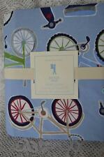 Pottery Barn Kids Bicycle Duvet Cover ~ Full/Queen ~