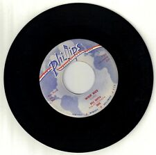 JUSTIS, Bill  (Wild Rice  --bw--  Scroungie) Phillips 3525 = VINTAGE RECORD