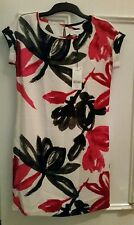 Next Floral Shift Dress Size 6