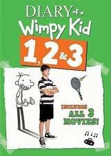 Diary of a Wimpy Kid 1 & 2 & 3 [dvd]