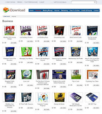 eBooks, Digital Products Store Website For Sale - 150+ items included