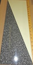 "Kerfkore bendable panel 1/2"" x 7"" x 22"" particleboard with laminate one side"