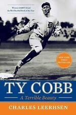 Ty Cobb : A Terrible Beauty by Charles Leerhsen (2016, Paperback)