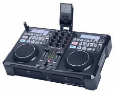 American Audio Encore 2000 All-in-One DJ Mixer Dual CD/MP3 Player LCD Display