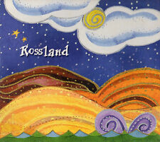"""ROSS """"ROSSLAND"""" SPANISH CD DIGIPACK /CONTAINS SAMPLE OF DAVID GILMOUR PINK FLOYD"""