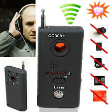 Anti-Spy Hidden Camera RF Signal Bug Detector Device Tracer Finder New Quality x