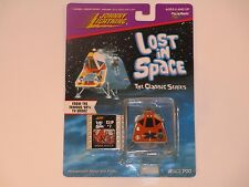 Johnny Lightning Lost in Space The Classic Series Space Pod w/Clip #7 **NEW**