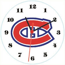 Clock-622 Montreal Canadiens Wall Clock Cool Design Display