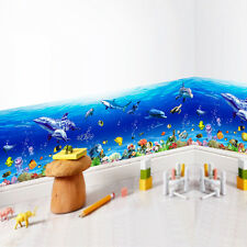 US Home Decor Art Wall Sticker Removable Mural Decal Vinyl Bathroom Paper