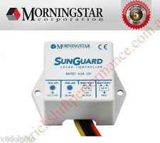 MORNINGSTAR SG-4 SOLAR REGULATOR 4.5AMP12V PWM CONTROL MOUNTING CONTROLLER
