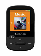 SanDisk Clip Sport Schwarz (4GB) Digitaler Medienplayer