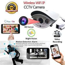 2.0MP Waterproof WiFi 1080P HD IP Camera Home Security Network CCTV Night Vision