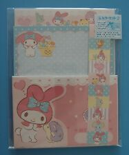 Sanrio My Melody & Friends Letter Set Brand-New Pack Japan Sanrio Original