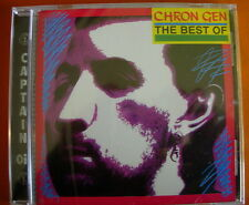 Chron Gen Best Of CD NEW SEALED Punk Oi! Puppets Of War/Jet Boy Jet Girl/Outlaw+