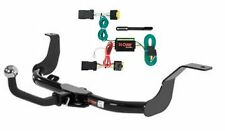 "Curt Class 1 Trailer Hitch & Wiring Euro kit w/ 2"" Ball for Nissan Versa"