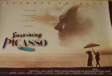 Cinema Poster: SURVIVING PICASSO 1996 (Quad) Anthony Hopkins