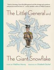 The Little General and the Giant Snowflake-ExLibrary