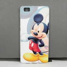 For Huawei P8 Lite Mickey Phone Case Free Screen Protector