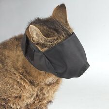 Guardian Gear Lined Nylon Cat Muzzle - Up to 6 lb - Small