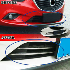 FIT FOR MAZDA 6 ATENZA CHROME FRONT LOWER BUMPER GRILL GRILLE COVER TRIM GARNISH