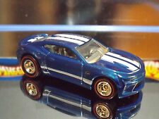 Hot Wheels Special Custom '16 CAMARO SS  FORZA MOTORSPORT Car with Real Riders.