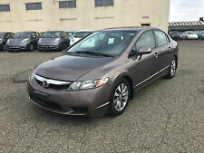 2009 Honda Civic EX-L Sedan 4-Door