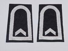 Dienstgradabzeichen Rangschlaufen, gestickt Feldwebel .........D7001