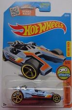 2016 Hot Wheels HW DIGITAL CIRCUIT 5/10 Honda Racer 25/250 (Blue Version)
