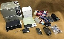 NEW Python 5906P 2-Way Responder HD Security & Remote Start System