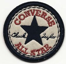 Converse All-Stars Embroidered Patch Iron-on Good Luck Charm