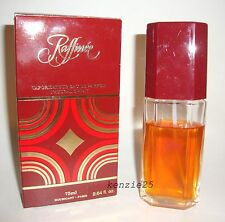 RAFFINEE HOUBIGANT WOMEN PERFUME EDP 75 ML SPRAY 2.64 OZ APPROX 75% FULL VINTAGE