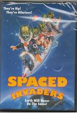 Spaced Invaders (DVD, 2002) -  BRAND NEW