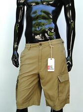 Vans Tremain Chino Khaki Pocket Cargo Walk Short Sport Mens Size Bottom 32