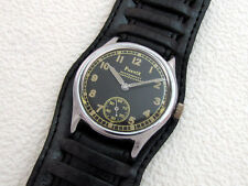 PHENIX D-H WEHRMACHT GERMAN ARMY WWII VINTAGE 1939-1945 SWISS MEN'S WATCH