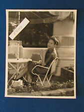 "Original Press Photo - 10""x8""- Heidi Krall - Opera Singer - 1960's"