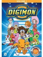Digimon: Digital Monsters - The Offical First Season, V (2012, REGION 1 DVD New)