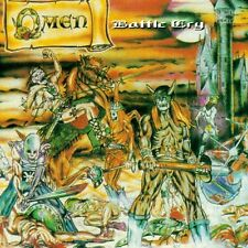 OMEN BATTLE CRY SEALED CD NEW