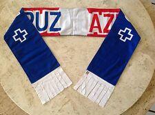 Deportivo Cruz Azul Mexico Fútbol  Soccer Scarf/Bufanda Hecha en Mexico Free Sh.