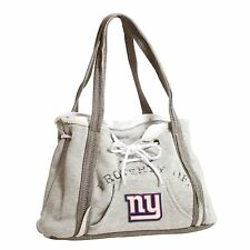 New York Giants NFL Football Team Ladies Embroidered Hoodie Purse Handbag